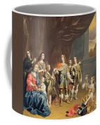 Cornelia And Her Jewels Oil On Canvas Coffee Mug