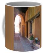 Corner Arch, Mission San Juan Capistrano, California Coffee Mug
