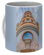 Corner Building Helsingborg Coffee Mug