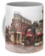 Corner Cafe Main Street Disneyland 02 Coffee Mug