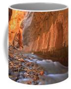 Cornering The Narrows Coffee Mug