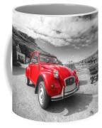Cornish 2cv Coffee Mug