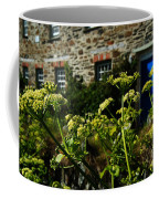 Cornish Cow Parsley  Coffee Mug