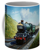 Cornish Riviera To Paddington. Coffee Mug