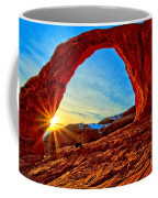 Corona Sun Burst Coffee Mug