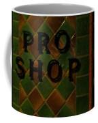 Coronado Golf Course Pro Shop California Coffee Mug