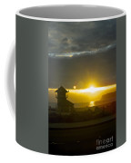 Coronado's Beach At Sunset Coffee Mug