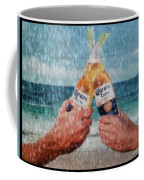 Coronas In The Rain Coffee Mug