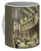 Coronation Evening London 1937 Coffee Mug