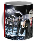 Corporate Matrix Clones Coffee Mug