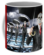 Corporate Matrix Clones Coffee Mug