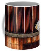 Corrugated Steel Mill Wall Alton Il Coffee Mug