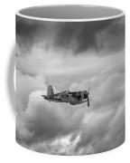Corsair In The Clouds   7d015 Coffee Mug
