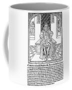 Cortes Letter, 1522 Coffee Mug