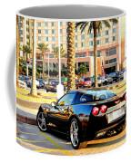 Corvet Coffee Mug