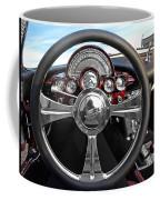 Corvette C1 - In The Driver's Seat Coffee Mug