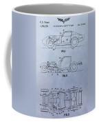 Corvette Patent Coffee Mug