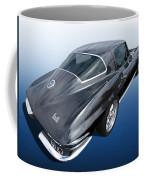 Corvette Stingray 1966 Coffee Mug