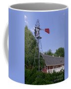 Cosley Zoo Windmill And Barn Coffee Mug