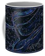 Cosmic Dancer By Jrr Coffee Mug by First Star Art