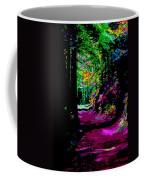 Cosmic Energy Of A Redwood Forest On Mt Tamalpais Coffee Mug