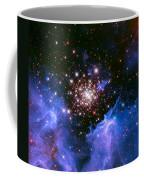 Cosmic Mountains Coffee Mug