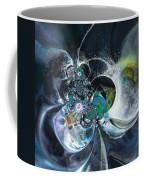 Cosmic Spider Coffee Mug
