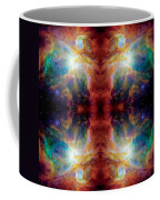 Cosmic Spine Deep Space Reflection Coffee Mug