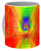 Cosmic Spiral Ascension 01 Coffee Mug
