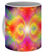 Cosmic Spiral Ascension 02 Coffee Mug
