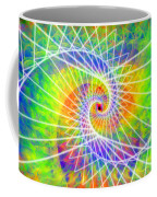 Cosmic Spiral Ascension 03 Coffee Mug