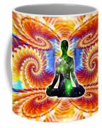 Cosmic Spiral Ascension 10 Coffee Mug