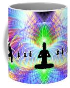 Cosmic Spiral Ascension 11 Coffee Mug
