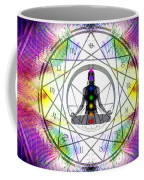 Cosmic Spiral Ascension 14 Coffee Mug