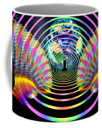 Cosmic Spiral Ascension 16 Coffee Mug