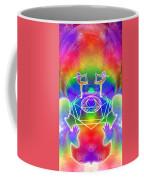 Cosmic Spiral Ascension 17 Coffee Mug