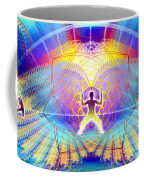 Cosmic Spiral Ascension 20 Coffee Mug