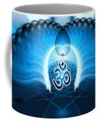 Cosmic Spiral Ascension 30 Coffee Mug