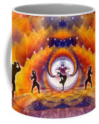 Cosmic Spiral Ascension 54 Coffee Mug