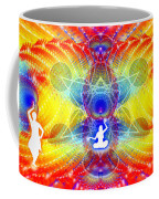 Cosmic Spiral Ascension 56 Coffee Mug