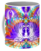 Cosmic Spiral Ascension 61 Coffee Mug
