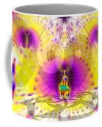 Cosmic Spiral Ascension 62 Coffee Mug