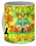 Cosmic Spiral Ascension 66 Coffee Mug