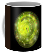 Cosmic Swirl - Use Red-cyan Filtered 3d Glasses Coffee Mug