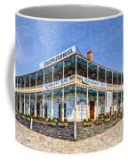 Cosmopolitan Hotel Old Town San Diego Usa Coffee Mug
