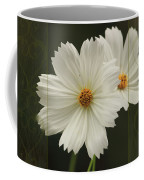 Cosmos And Hearts Coffee Mug