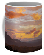 Costa Rica Evening Sky Coffee Mug