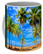 Costa Rican Paradise Coffee Mug