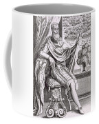 Costume And Armour Of The Captain Coffee Mug