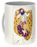 Costume Design For A Dancer Coffee Mug